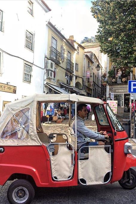 Center of Sintra