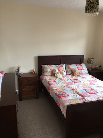Brand New Double Room with Parking - Moira - House