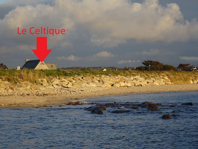 Grand appart, vue océan magnifique proche plage - Pleumeur-Bodou - Wohnung