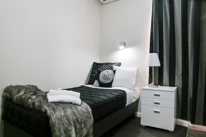 Stylish Single Room Close to Sydney Airport