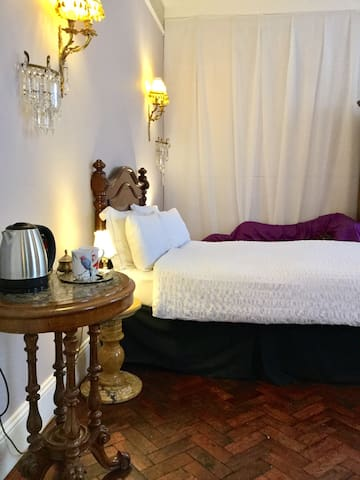 Boutique room & king size bed & parking - Belfast - House