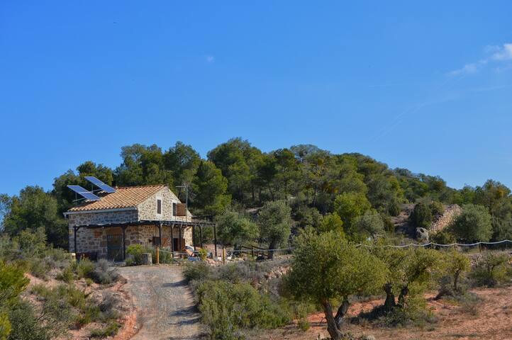 Can Quattre Turismo Sostenible Ecológico - Cervià de les Garrigues