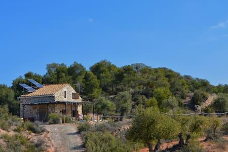 Can Quattre Turismo Sostenible Ecológico - Cervià de les Garrigues - Talo