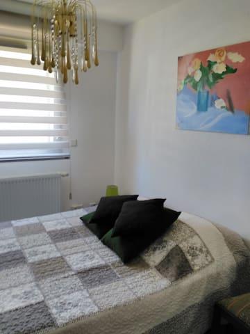 Superbe chambre au calme, petit déj inclus - Kaysersberg - Vendégház