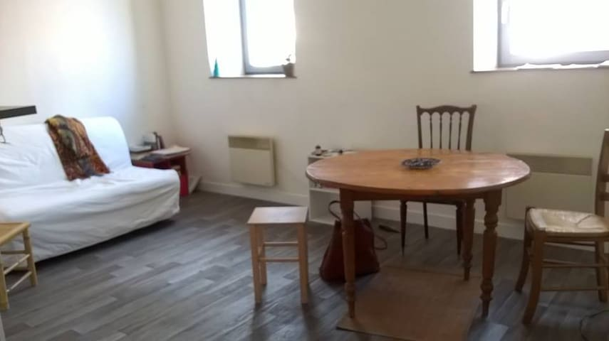 44m2 Cozy and bright appartment! - Lille - Byt
