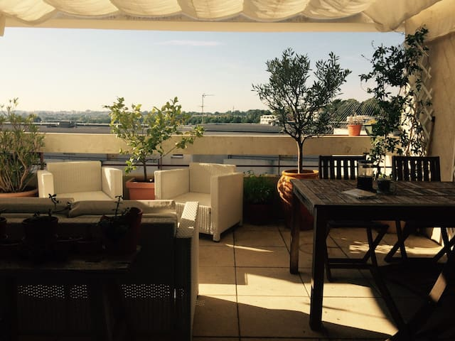 beautiful apartment with balcony - Montpellier - Daire