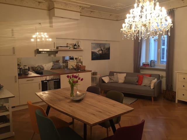 Victorian apt right in the centre - München - Apartment