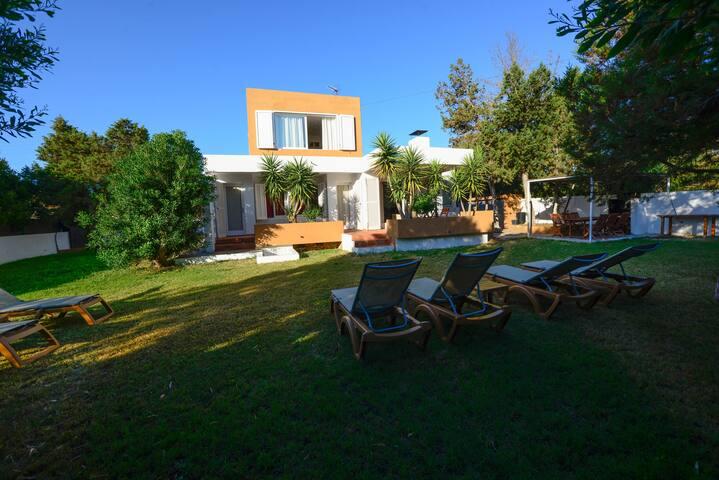 Villa Paz , Ibiza coast