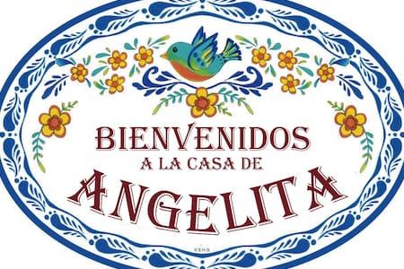 La casa de Angelita en Montejo Estancia familiar