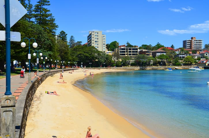 Little Manly Nook: Stroll to the Beach - Manly - Daire
