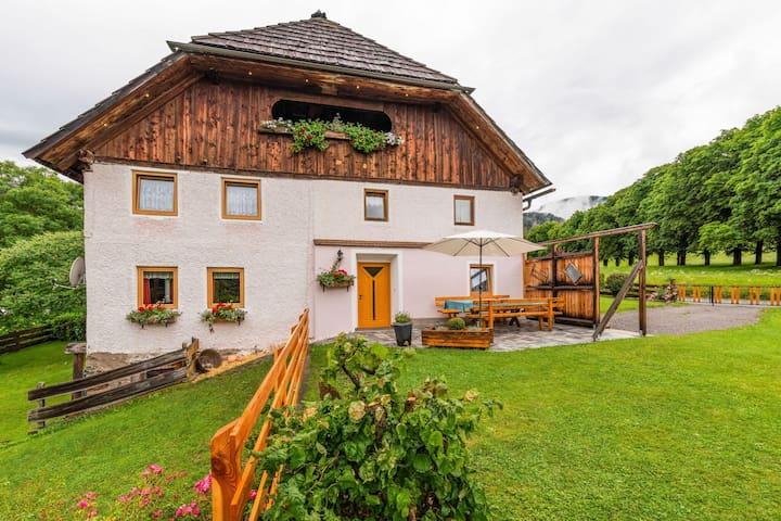 Cálida casa en Sankt Peter am Kammersberg con terraza