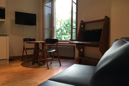 Studio, Cosy, Well Equipped, Carouge - Apartmen