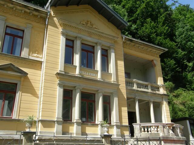 Villa Emma No.4 im Herzen der Sächsischen Schweiz