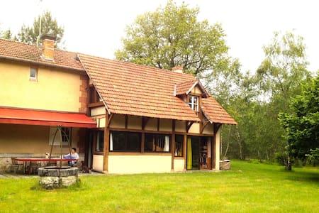 Maison au milieu des bois - Pierrefitte-sur-Sauldre