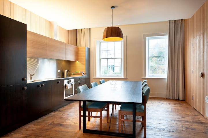 Rustic modern apartment in Hobart - Hobart - Daire