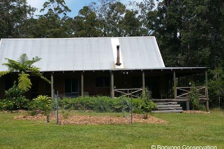 Booyong Conservation Retreat - Byabarra - Zomerhuis/Cottage
