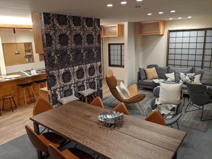 河善Kawazen - Western-styled house in NozawaOnsen
