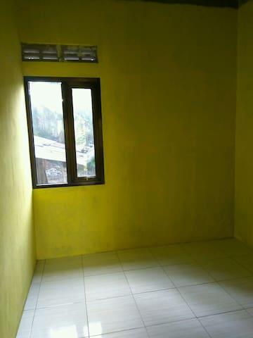 Rumah Kuning Bapak SABAR