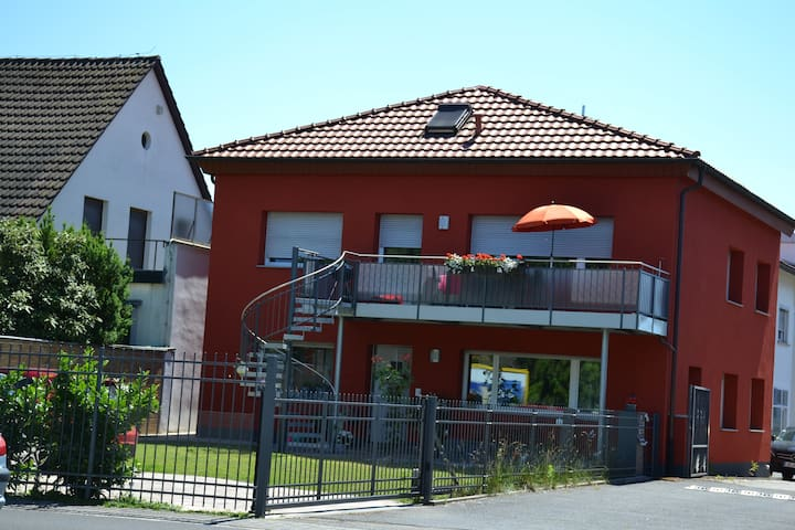 Double M - Seligenstadt - Appartement