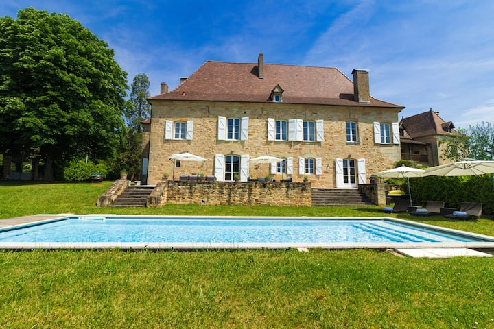 Understated Luxury & Style - Dordogne and Lot