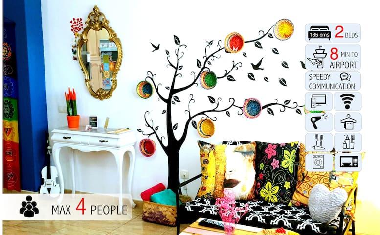 BURRERO BAY® Relaxing Living Colour Experience