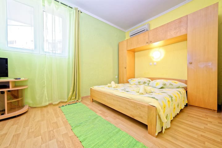 Apartments Marijana / One Bedroom A2 - Lopar - Apartment