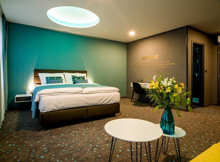 Superior Stylish Room - Hotel Planet Prague