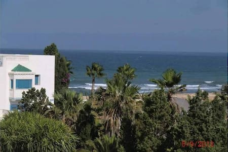 Grand Appartement de Luxe en face de la mer - Hergla - Lejlighed