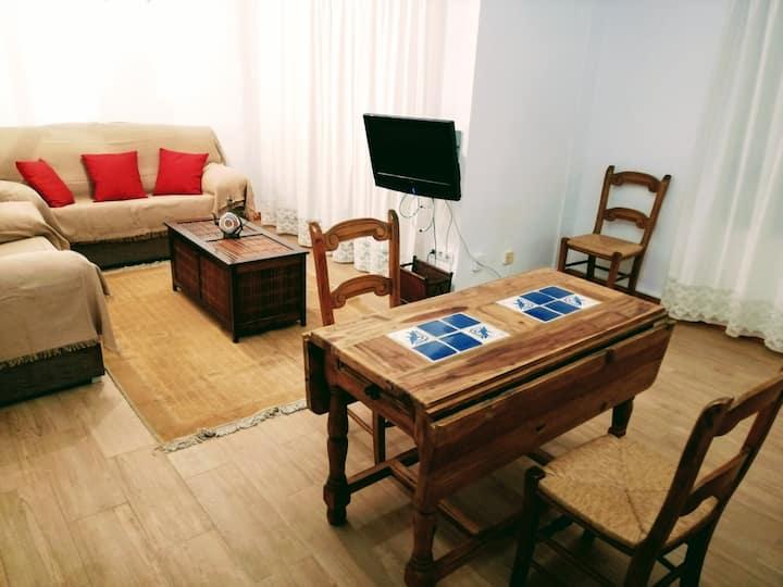 Coqueto apartamento recién reformado en Elche