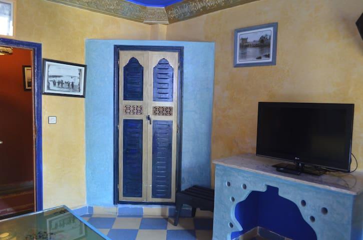 Hôtel Sahara : Suite ( 1 adult ) with Garden view