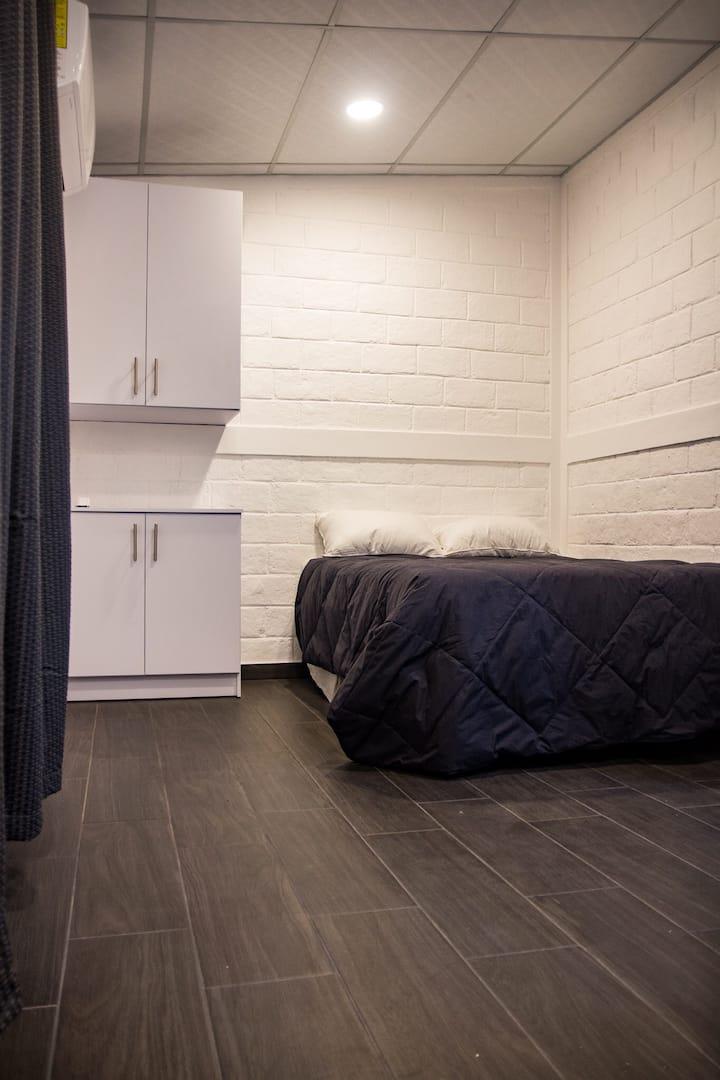 Comodo apartamento  * Aire acondicionado*TV*cable