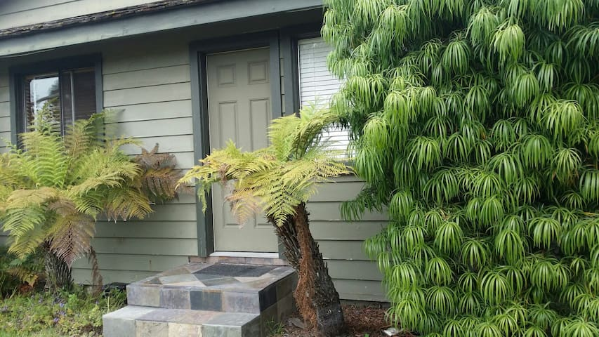 Quaint Studio in Encinitas with private entrance. - Encinitas - Pension