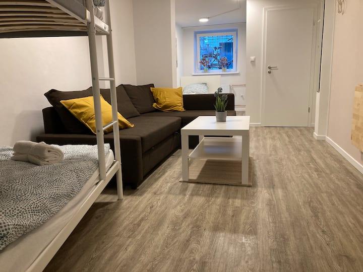 Modernes Apartment Nr. 1 nähe Reeperbahn / 4 Pers.