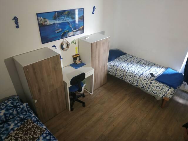 A46 stanza doppia -Oceano-