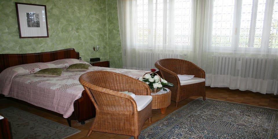 La camera verde al B&B Il Glicine - Bedizzole - Bed & Breakfast
