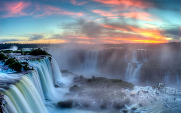 Villa near Iguaçu Falls, Brazil - Foz do Iguaçu
