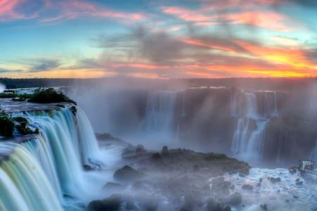 Villa near Iguaçu Falls, Brazil