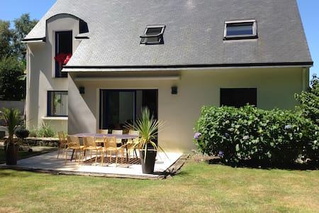 maison individuelle au calme avec spa privatif - Kervignac