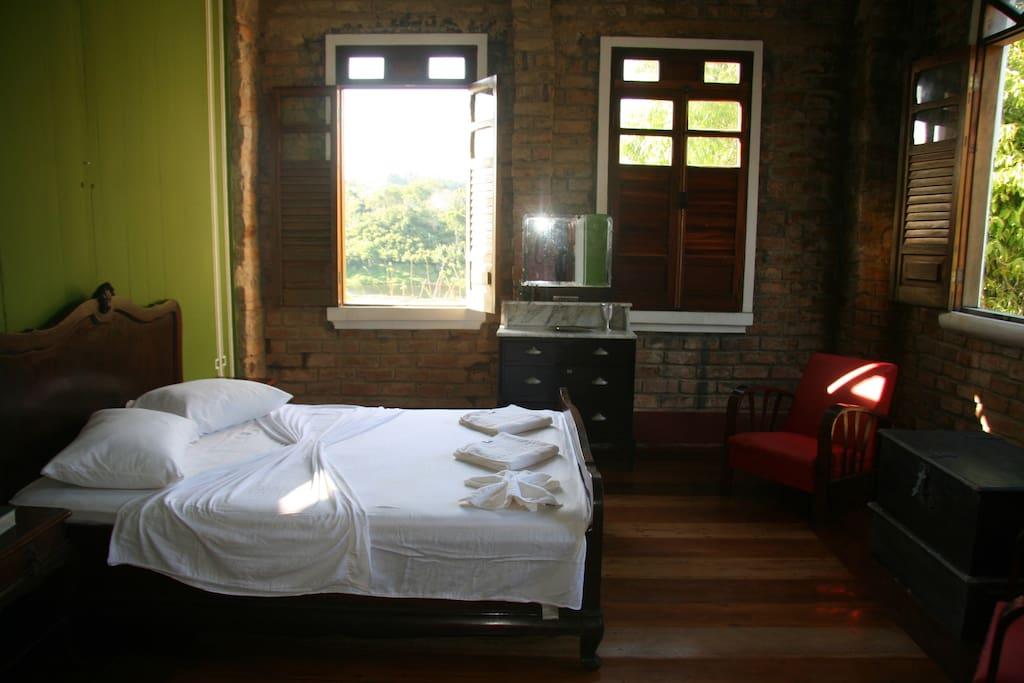 Coronel's Bedroom