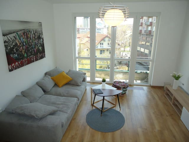 Cozy apartment in wider city center - Bratislava - Apartamento