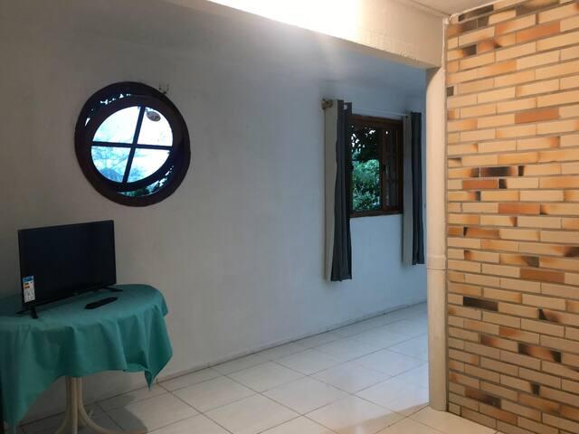 Apartamento no Residencial Morro de Zimbros.