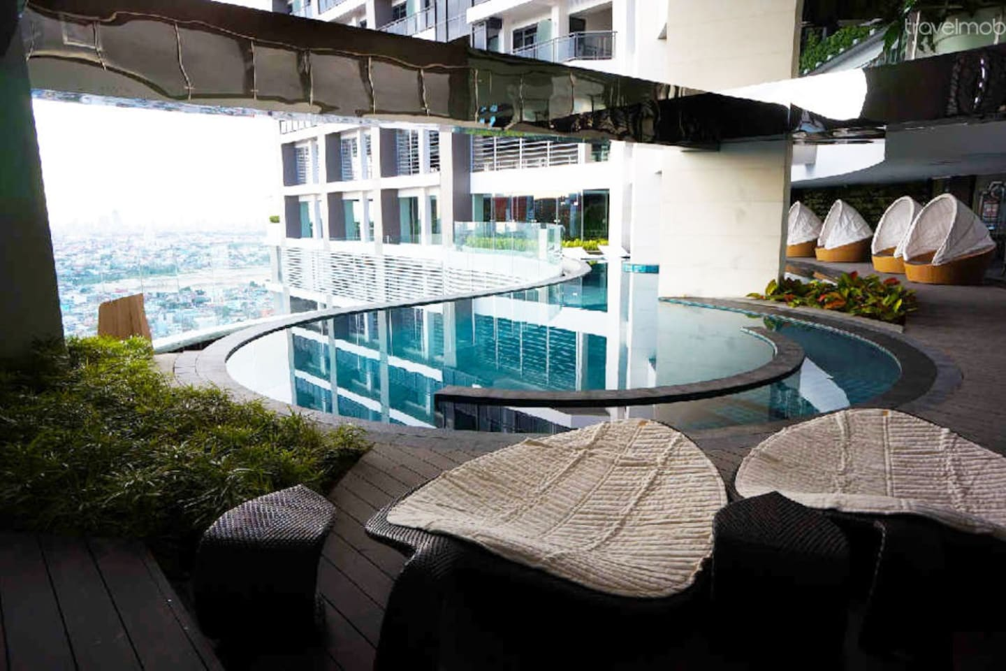 Promo! Lovely Studio Unit in Gramercy Makati - Serviced apartments ...
