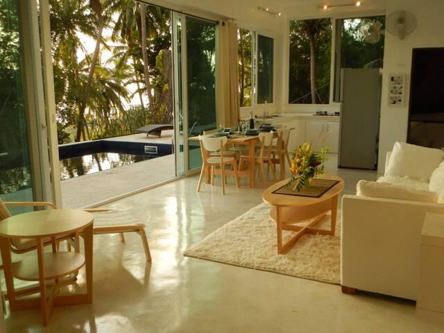 "The ""Gardenia"" villa!"