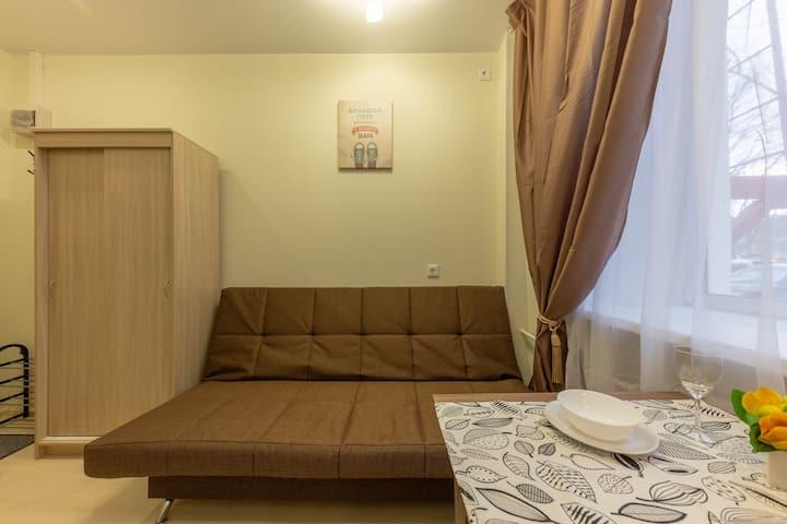 InHome24 Компактные апартаменты в г. Королев