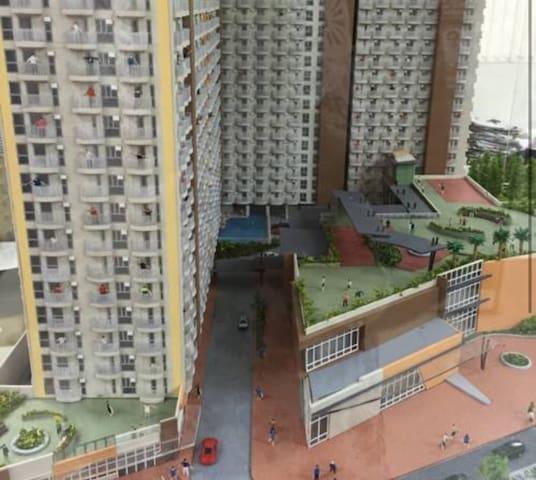 StudioUnit Cityland Prime Residences Tagaytay City