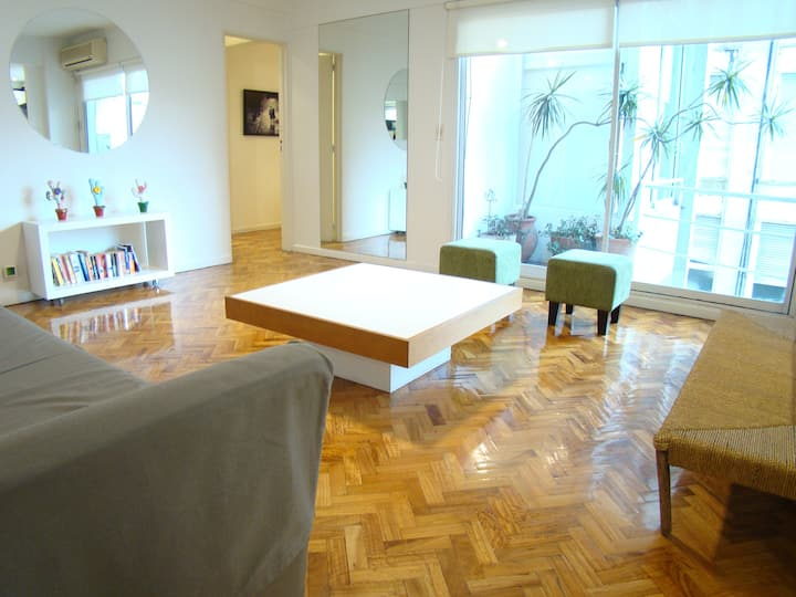 Amazing apartment in Recoleta