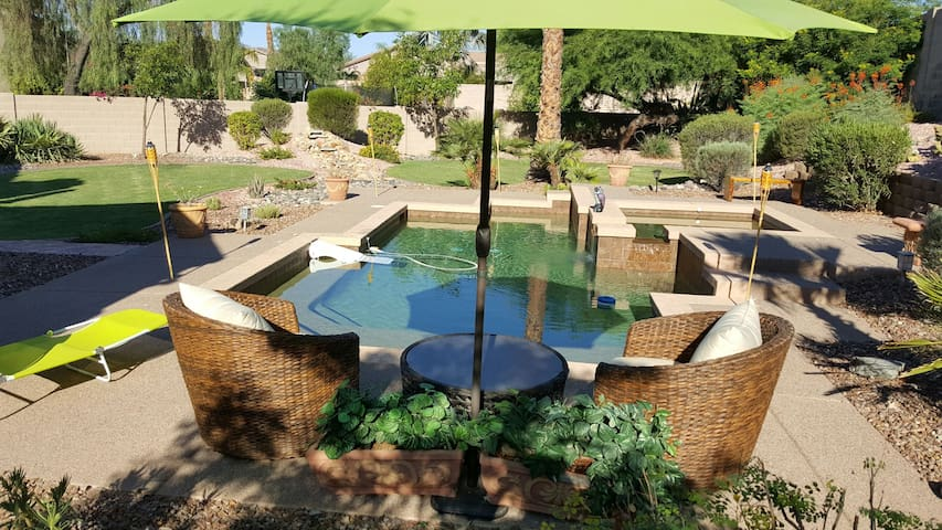 Resort Home, Private Garage +  Great Meals 4U ! - Phoenix - Casa