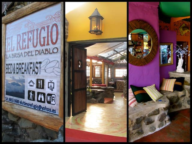 Refugio la Brisa del Diablo B&B (Bedroom *2 Suite) - PA - Bed & Breakfast