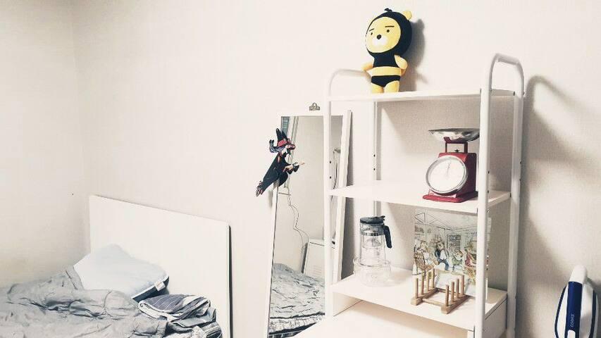 무지개 할로윈 방 [ 숙소청소시 방역실시 ] ( 인천터미널 )