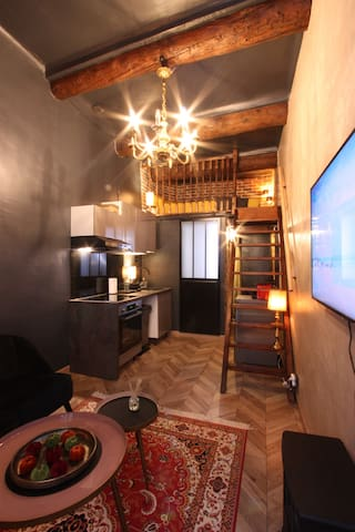 Super Appartement Luxueux centre historique Aix